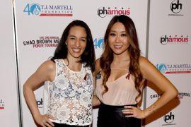 Kara Scott y Maria Ho, dos de las nominadas