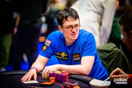 Ike Haxton (Poker Central)