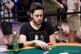 Adri se salió en Macau (Foto: Pokerguru)