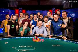 Amadi, orgullo del poker español [Foto: WSOP]