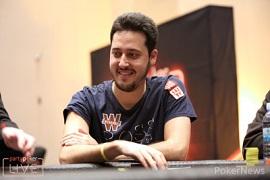 Adrián Mateos [Foto: PokerNews]