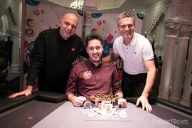 Adrián Mateos, ganador en Marrakech [PokerNews]