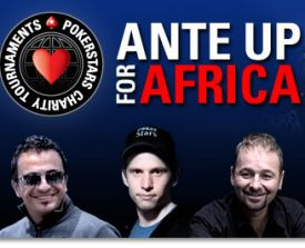 ante up for africa antena 3