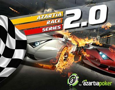 logo Azartia Race