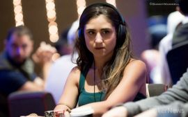 Ana, a por su 1ª caja de 2017 (Foto: Pokernews)