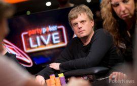 El November Nine Ruzicka (Foto: Pokernews)