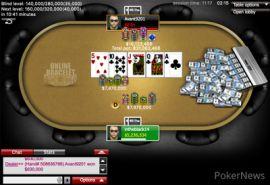 La mano final (Pokernews)