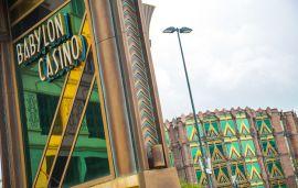Fachada del Babylon Macau