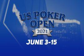 US Poker Open en el Aria