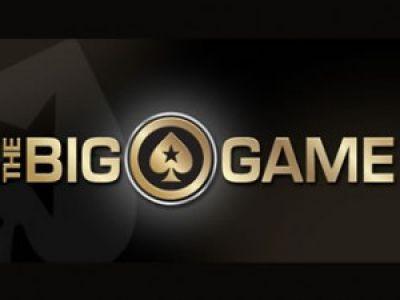 big game de pokerstars