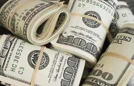Lluvia de billetes en el High Rollers Main Event