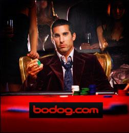 Logo de Bodog Poker