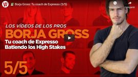 Borja Gross nos explica cómo juega Expressos