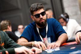 André Marques, campeón del WCOOP ME (Pokernews)