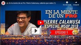 En la mente de Pierre Calamusa