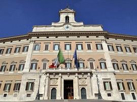 La sede del Parlamento italiano [Gioconews]