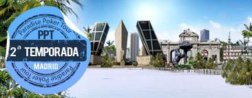 Logo del Paradise Poker Tour
