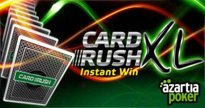 card Rush Azartia Poker