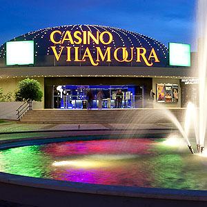Fotografía del Casino de Vilamoura