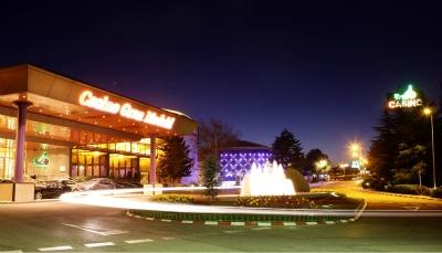Fachada del Casino Gran Madrid de Torrelodones