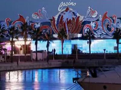 Fachada del Casino Mediterráneo de Alicante