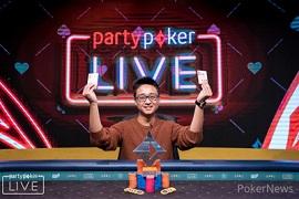 Chi Zhang [Foto: PartyPoker-PokerNews]