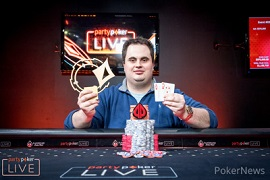 El apoteosis de Chris Kruk [PartyPoker-PokerNews]