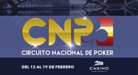 CNP en el Casino de Valencia.