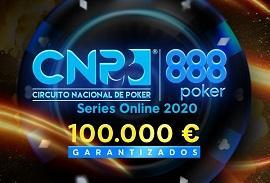 Arrancan las CNP888 Series Online