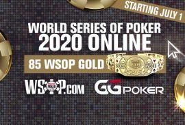 WSOP y GGPoker traen las WSOP al online