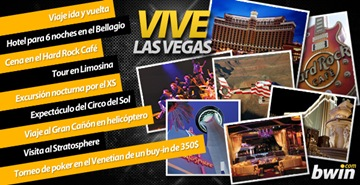 collage Vive Las Vegas