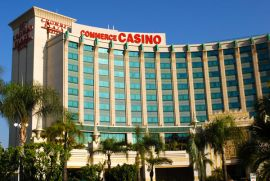 La mayor poker room del mundo, la del Commerce