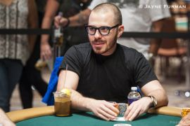 Smith, la kryptonita alemana (Foto: WSOP)