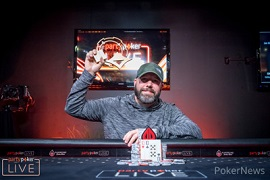 David Eldridge [Foto: PartyPoker-PokerNews]