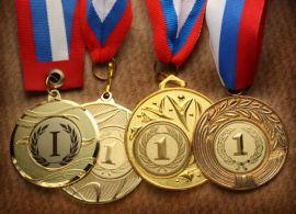 No faltaron las medallas de oro