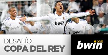 Logo desafío Copa del Rey