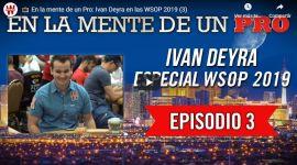 Iván Deyra en las WSOP