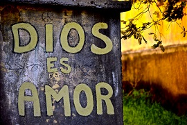 Dios es Amor [Foto: Wikipedia]