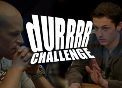Logotipo del durrrr Challenge