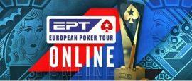 El EPT se acomoda al poker online