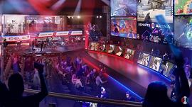 El futuro eSports Arena de Las Vegas