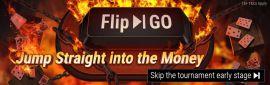 Flip&Go, nuevo torneo en GGPoker