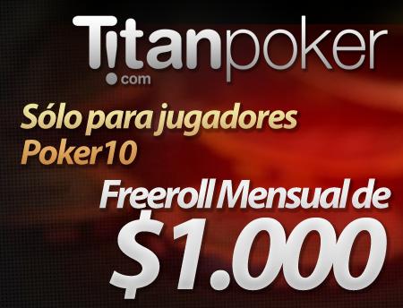 logo freeroll titan mensual