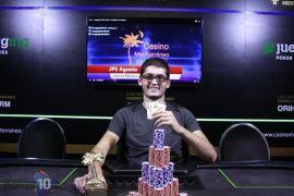 Vicent Montes, ganador de las JPS de agosto