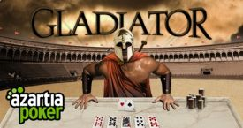 logo gladiator azartia