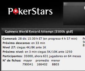 poker stars logra record guiness