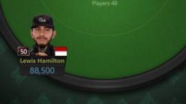 El avatar de Hamilton en GGPoker