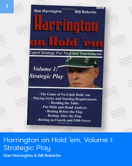 Harrington on Hold'em, la biblia de los MTTs