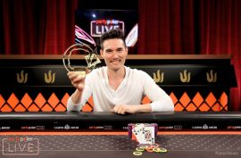Aymon Hata, presentado en sociedad (Pokernews)