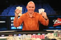 john hennigan gana borgata poker classic mano extrana